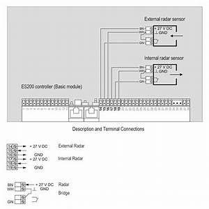 Es200 Wiring Diagram  Connection Scheme