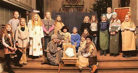 weihnachtsgeschichte rastede viel applaus fuer krippenspiel