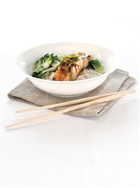 cuisine vapeur asiatique saumon asiatique à la vapeur ricardo