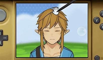 Zelda Legend Link Breath Botw Fan Gifs