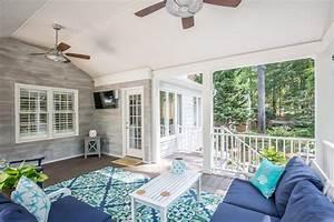 Cottage Style Porch West End Richmond VA RVA Remodeling LLC