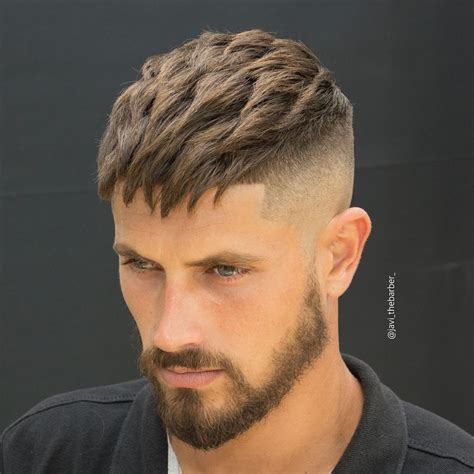 cool short haircuts  men  update