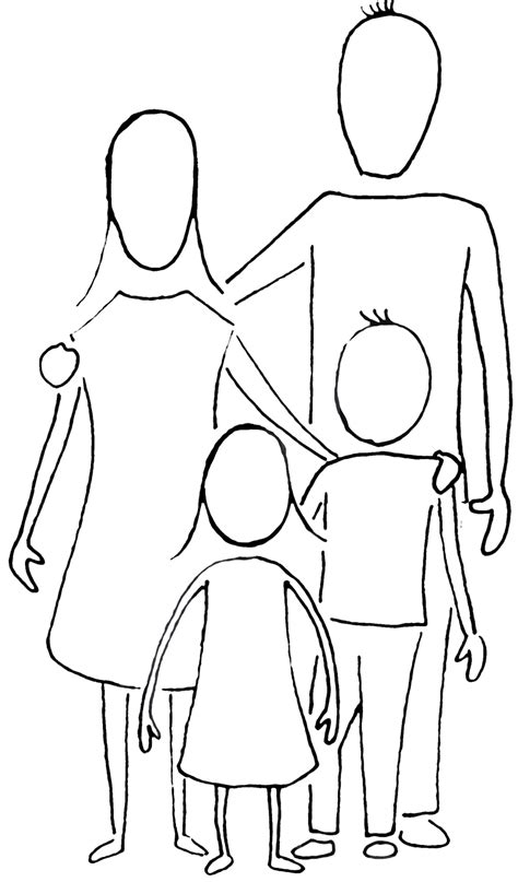 perfect world clip art family
