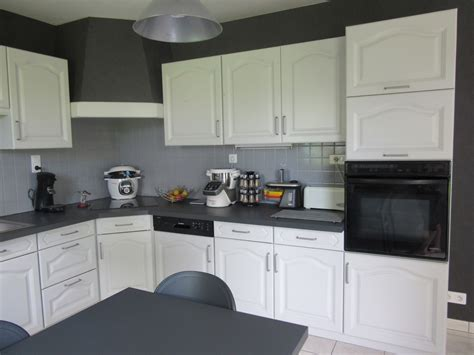 exemple de cuisine repeinte photos de cuisine repeinte obasinc com
