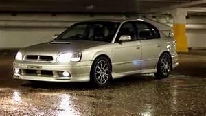 2000 Subaru Legacy B4 Rsk Montage