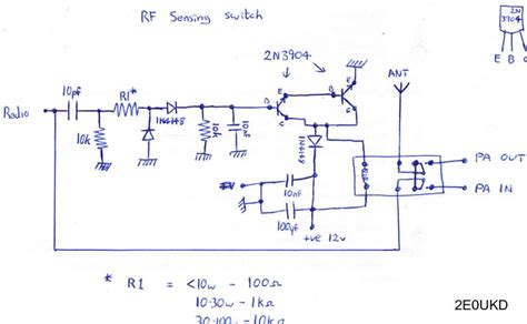 Tv Antenna Lifier Circuit Diagram by Uhf Vhf Antenna Wiring Diagram Circuit Diagram Maker