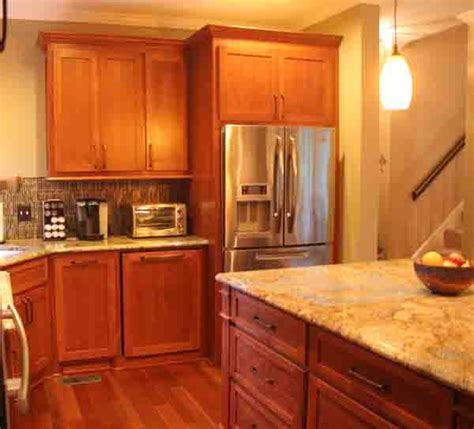 kitchen cabinet side panels kitchen remodel success story the final product