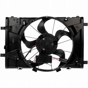 For Ford Fusion Lincoln Mkz Mercury Milan Dorman Cooling