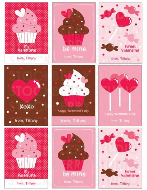 Valentine's Day Cards Printable