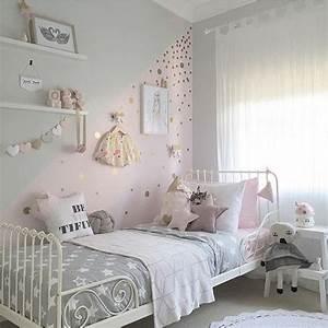 Rosa Grau Zimmer : kinderzimmer inspiration f r m dchen style pray love ~ Markanthonyermac.com Haus und Dekorationen