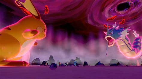 pokemon sword shield dynamax pikachu battle go feels