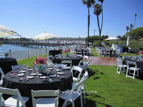 newport dunes wedding newport ca flowerfusion