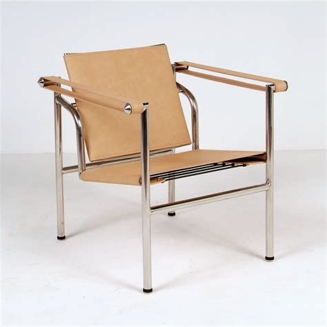 modern classics furniture le corbusier basculant sling chair