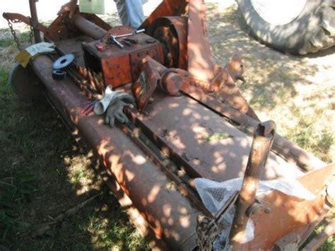 gear    howard roto tiller model