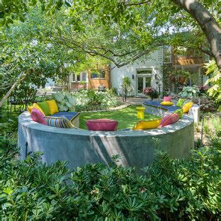 popular eclectic landscaping design ideas
