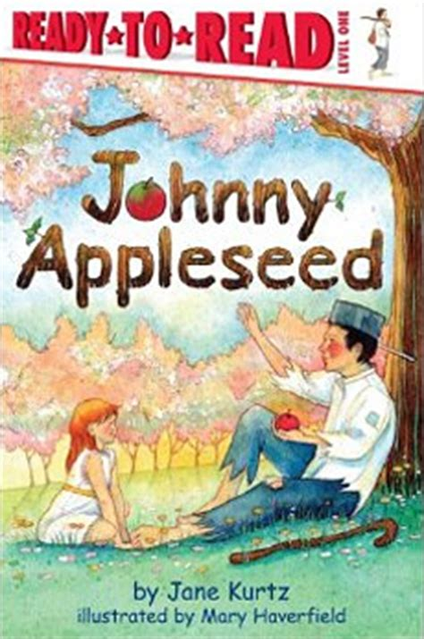 johnny appleseed day childrens books  sharing  johnny appleseed story