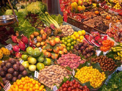 marché de la cuisine barcelona marché de la boqueria album photos la