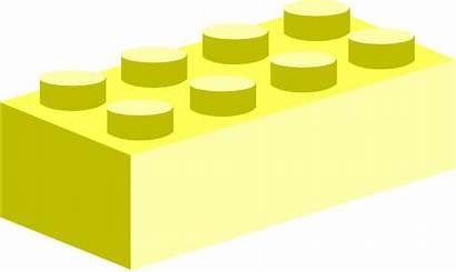 Legos Clip Clipart Lego Yellow Clipartix Cartoon