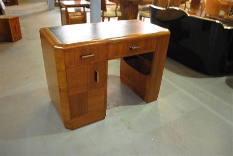 art deco desk l art deco walnut desk cloud 9 art deco furniture sales