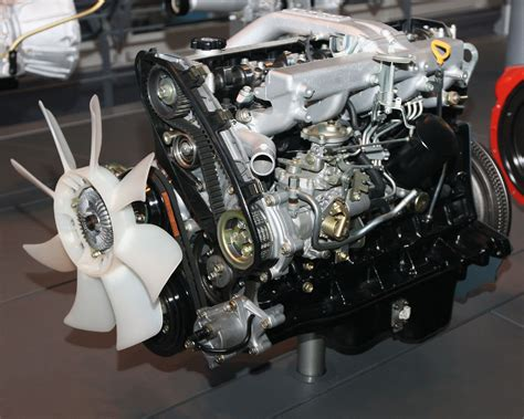 Toyota Engines by Toyota Hd Engine