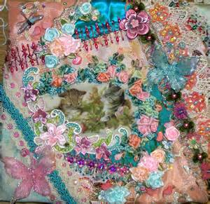Crazy Quilt Embroidery Patterns