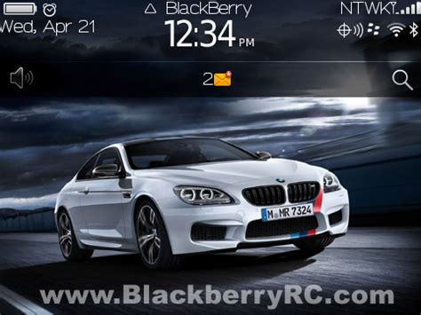 Bmwblackberry Themes Free Download, Blackberry Apps