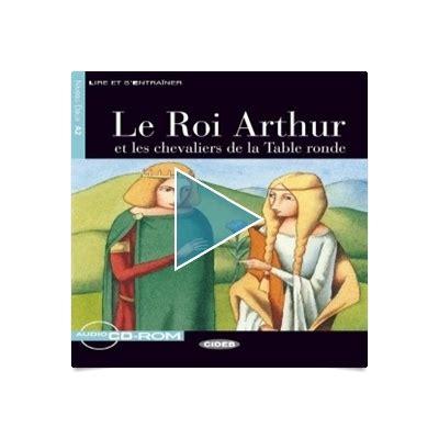 le roi arthur et les chevaliers de la table ronde audiobook audioteka
