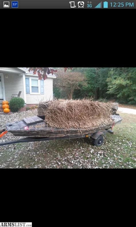 Duck Boats For Sale On Craigslist by Armslist For Sale Trade Duck Boat For Trade Or Sale
