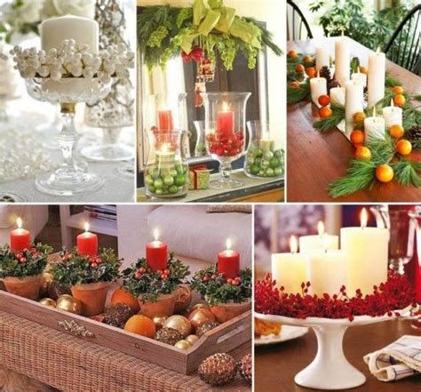 Christmas Table Centerpiece Ideas Pictures, Photos, And