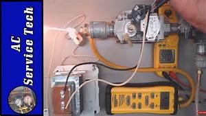Gas Furnace Won U0026 39 T Ignite  Direct Ignition Gas Valve