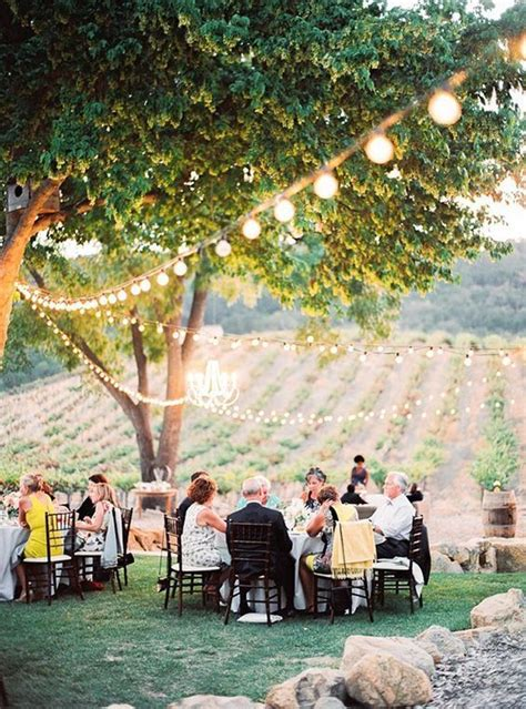 18 Summer Vineyard Wedding Ideas Worth Pinning