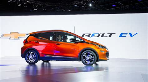 General motors co on thursday said it has no plan to cut the sticker price on its electric chevrolet bolt sedan after a federal tax credit drops by half to $3,750 on monday. N. America Electric Car Market Expected To Grow 62% In 2016 | Electric cars, Chevy bolt, Car