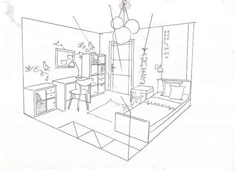 dessin d une chambre comment dessiner une chambre des idées novatrices sur la