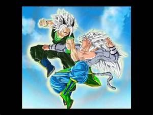 Super saiyan 5 Goku & Xicor Tribute (DBAF Slideshow) - YouTube