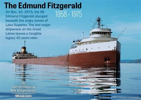 1000 images about the edmund fitzgerald r i p on