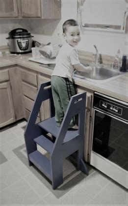 build  step stool   toddler diy