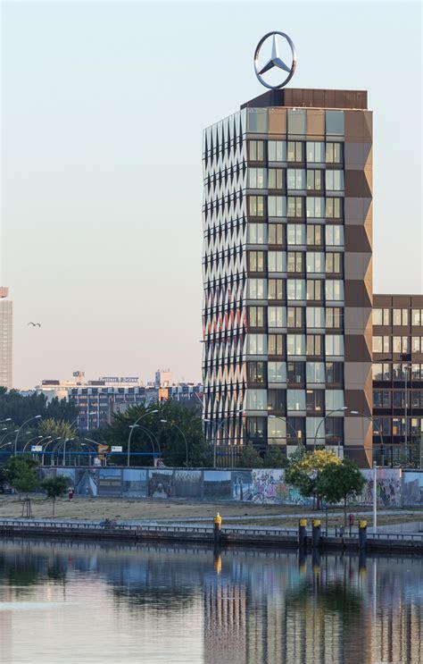 Eine zentrale app — rundum vernetzt. Zentrale Mercedes-Benz Vertrieb Deutschland, Berlin - Special Mention Architecture