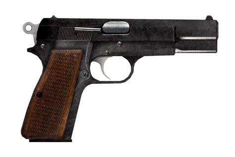 Pistol Images 9mm Pistol Fallout New Vegas The Vault Fallout Wiki