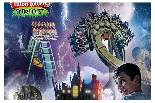 baixar alton towers 2 por 1 scarefest