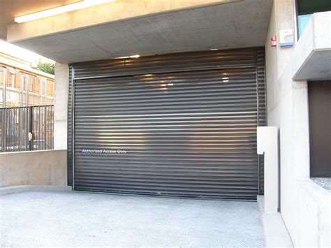 S100 Steel Roller Shutters (high Cycle)  Mirage Doors