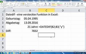 Zinstage Berechnen Formel : excel datumsdifferenz berechnen baumaschinen und ausr stung ~ Themetempest.com Abrechnung