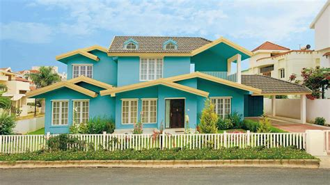 colours for front home asian wonderful shape popular
