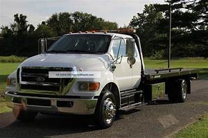 2011 Ford F650 Specifications