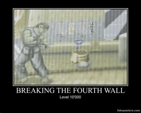 Hadouken Meme - breaking the fourth wall level 10 000 shoryuken hadouken know your meme