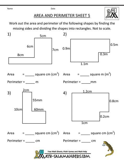 perimeter worksheets area perimeter 5 gif 790 215 1022