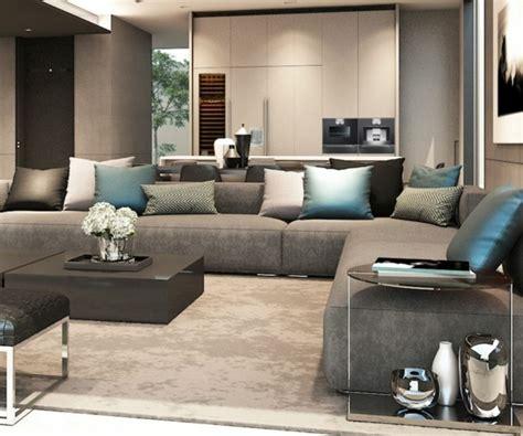 canapé d angle avec coussin le canapé d 39 angle pour votre salon