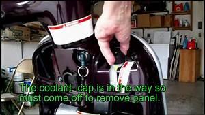 Vespa Glove Box Repair
