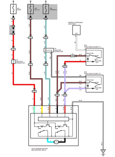 Power Antenna Wiring Question Toyota Nation Forum
