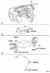 Toyota Corolla Im Radio Wiring Harness  Wire  Stereo