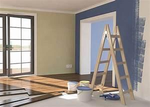 peinture acrylique pour mur interieur modern aatl With peindre un mur interieur